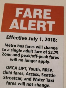 Fare changes and what you need to know to be prepared – U